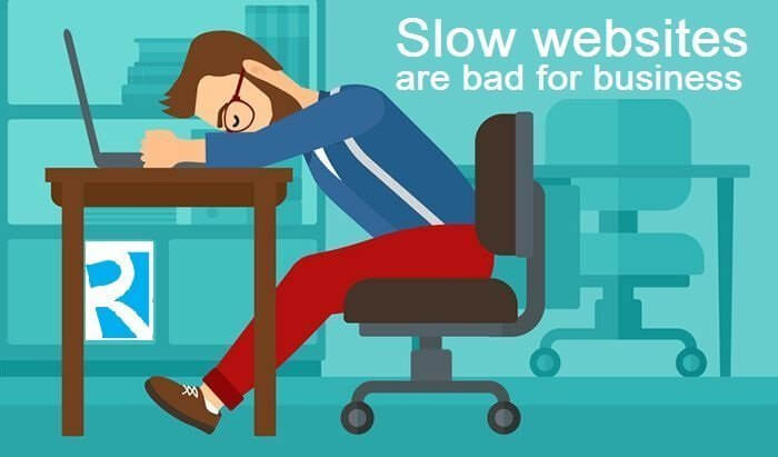 slow websites are bad for your business Ritan360Tech