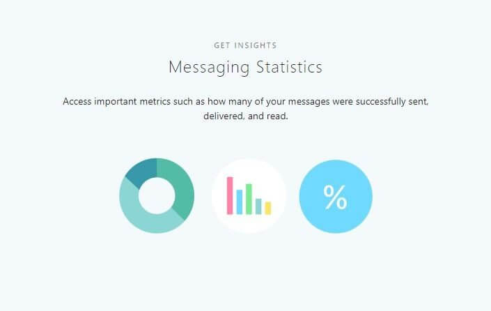 WhatsApp Message statistics WhatsApp Business App for small businesses